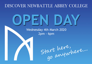 Open Day 4th March 2020